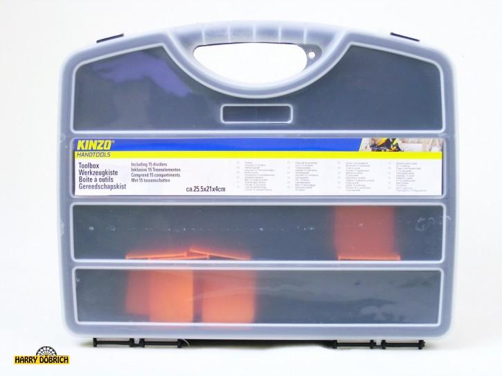 Toolbox Sortierbox 25x21x4cm