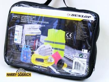KFZ Notfallset 6tlg Dunlop