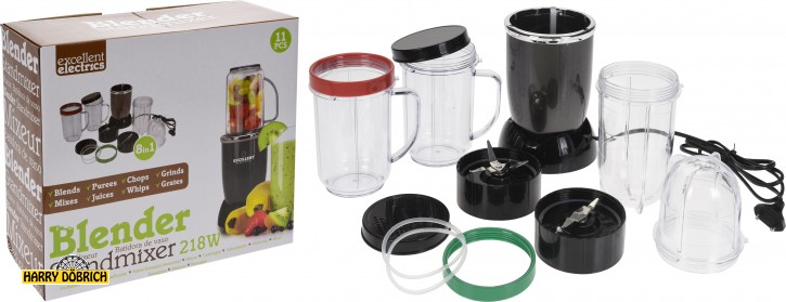 Smoothiemixer 8in1