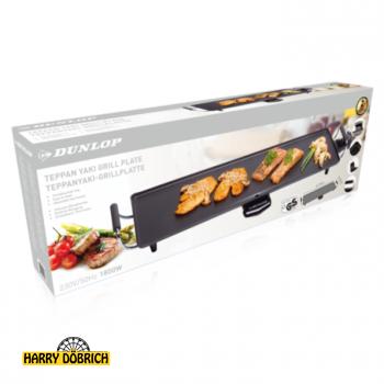 Grillplatte Teppanyaki1800W Telefunken