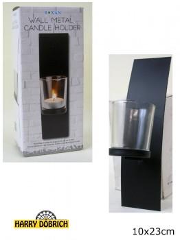 Wand-Teelichthalter Metall