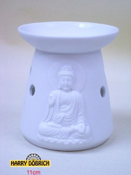 Duftlampe  mit Buddha 11cm
