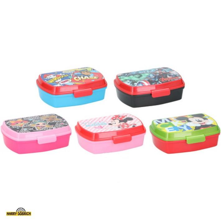 Lunchbox Disney 5fach sortiert