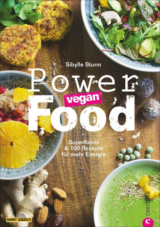 Kochbuch Powerfood Vegan