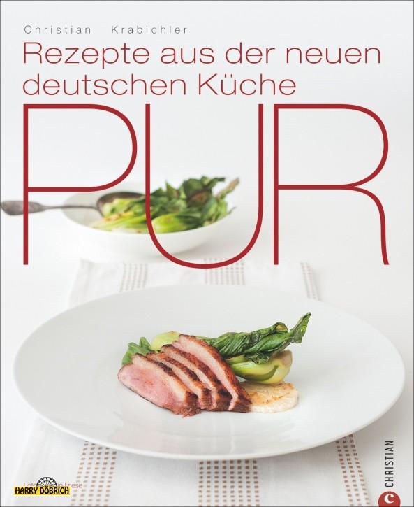 Kochbuch Pur Rezepte aus der neuen deutschen Küche