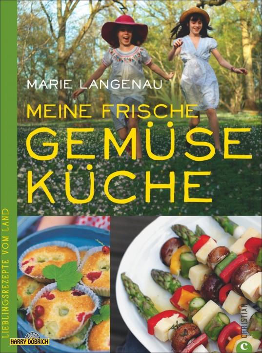 Kochbuch Meine frische Gemüseküche