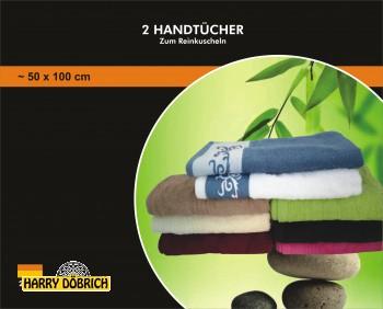 Handtuchset 2er