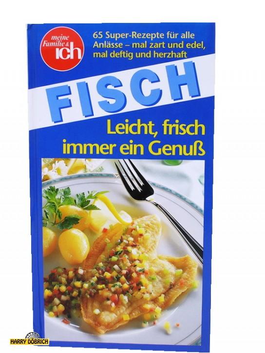 Buch Fisch 11.5x21.5cm