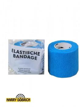 Pflaster Bandage blau 5cm breit selbsthaftend