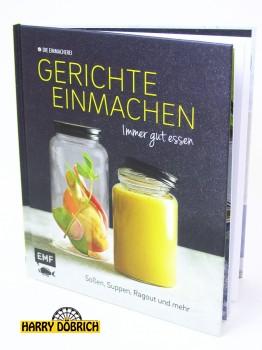 Kochbuch Gerichte einmachen Immer gut essen