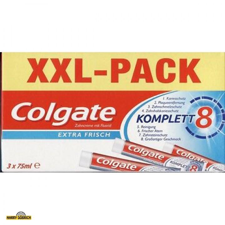 Zahncreme Colgate 3x75ml