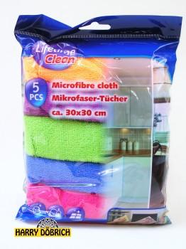 Microfasertücher 5tlg