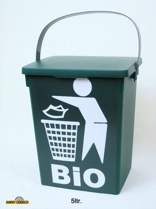Bioabfallbehälter 5 Liter