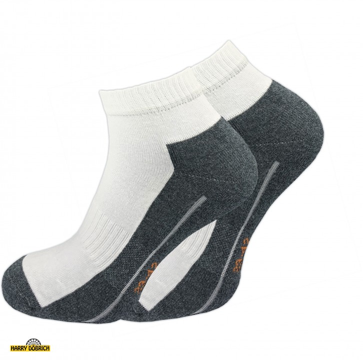 Sport Sneaker Socken Unisex 2er sortiert