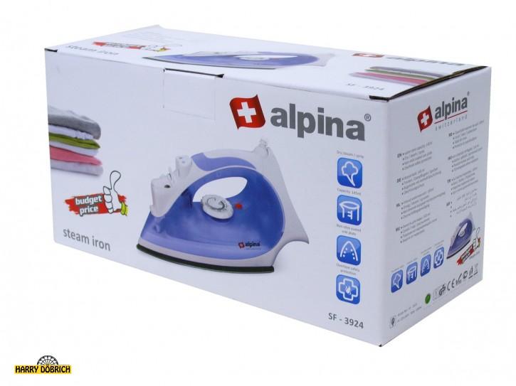 Dampfbügeleisen 1600W Alpina