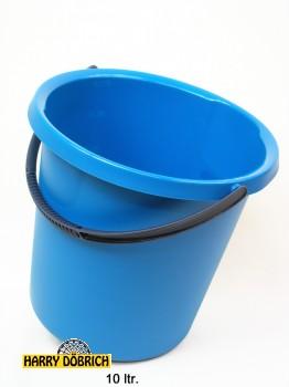 Eimer 10L blau
