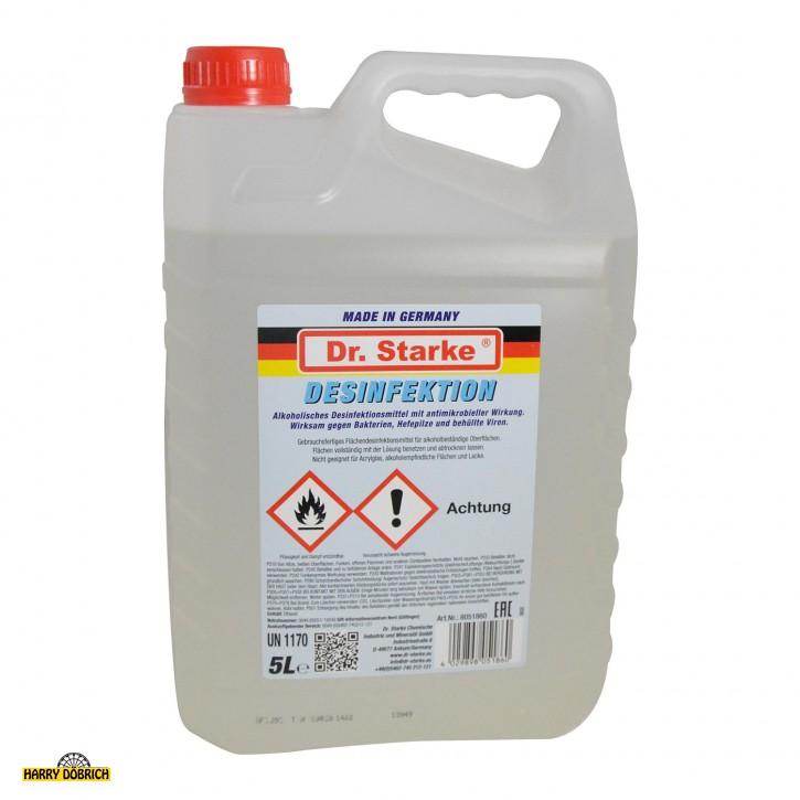 Desinfektionsmittel Fläche 5L Kanister
