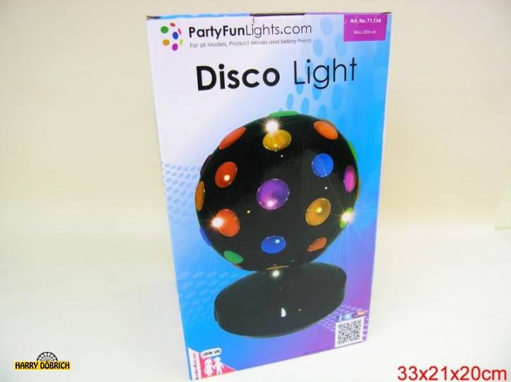 Discolightkugel 20cm Durchmesser