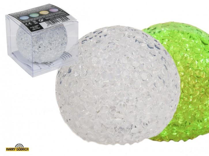 Lame LED Kristallball ca.6cm farbwechsel