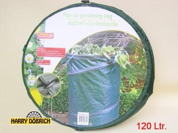 Gartenabfallsack Pop Up 120ltr