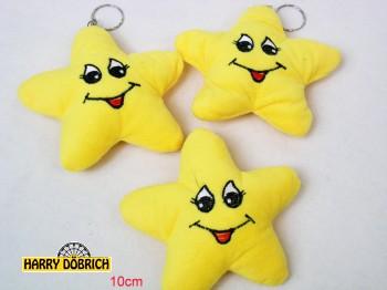 Stern gelb 10cm
