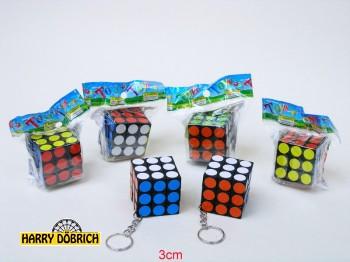 SK-Puzzlewürfel 3cm