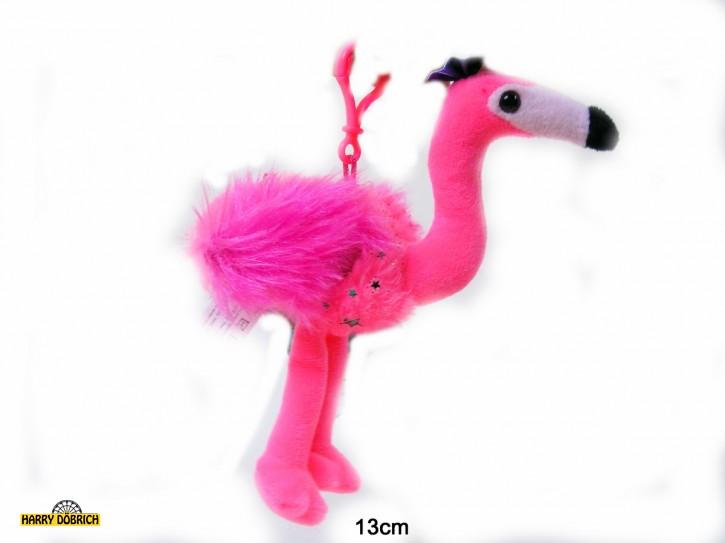 SK-Plüsch Flamingo Camilla 13cm