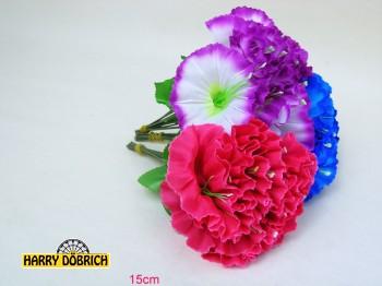 Trompetenblume 15cm 6 Farben
