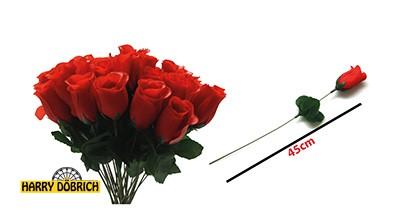 Rose 46cm rot
