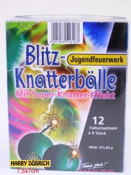 Blitz-Knatterbälle 9er