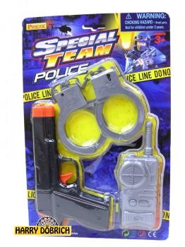 Polizeikarte Special Team 3tlg