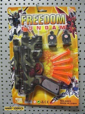 Pfeilpistole  Freedom auf Karte