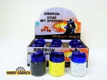Kugelmunition 1000er 3 Farben