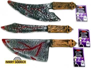 Halloween Messer 31cm sortiert