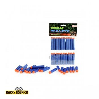 Munition Schaumstoff Patronen 20er Set
