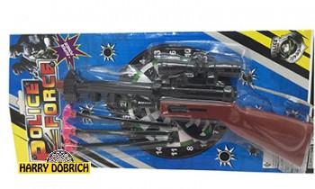 Pfeilgewehr auf Karte 29cm