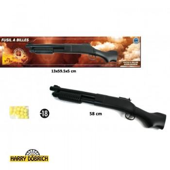 Kugelgewehr 58cm Pumpaction