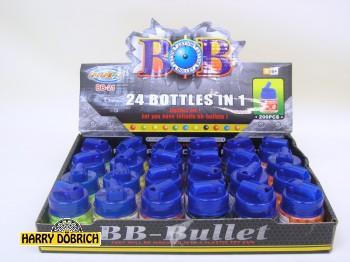 Kugelmunition 200er bunt sortiert