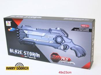 Softpfeilgewehr Blaze Storm