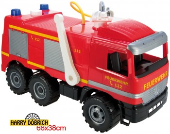 Starke Riesen Feuerwehr
