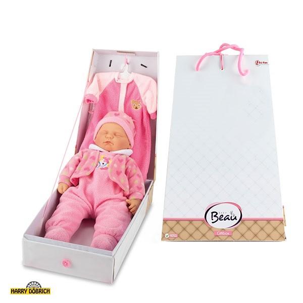 Babypuppe Cuddle 42cm mit Zubehör