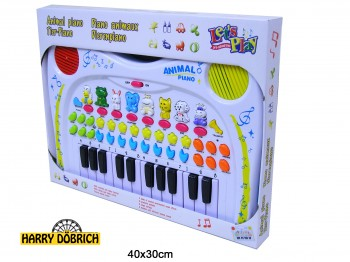 Tier Piano Keyboard 25x37cm