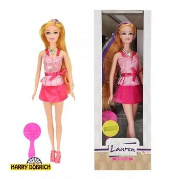 Puppe Lauren 29cm