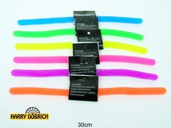 Stretch Schnur 27cm neon