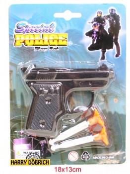 Pfeilpistole 2 Pfeile auf Karte