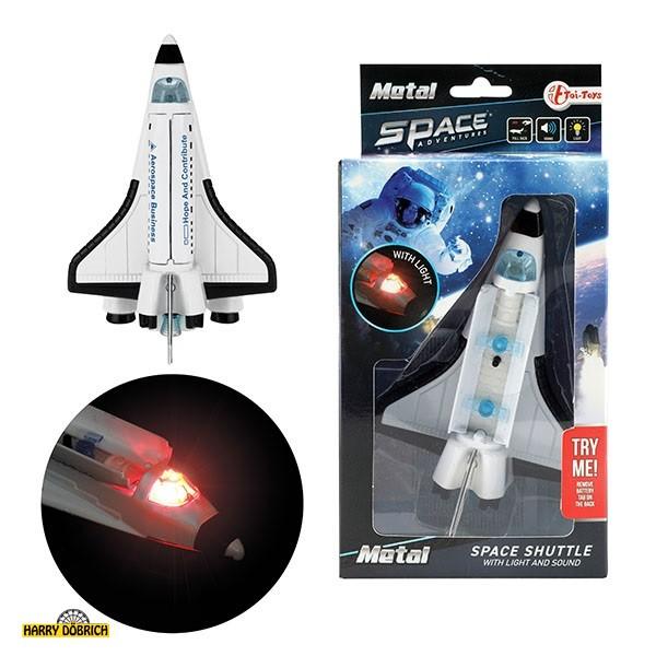Raumfähre Space Shuttle mit Licht/Sound