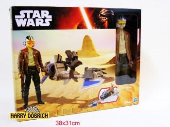Star Wars Poe Dameron  Speeder Bike