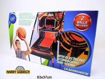 Basketball Spielgerät mit elec. Zähler