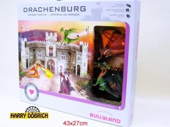 Bausatz Drachenburg 55tlg. 2 Drachen