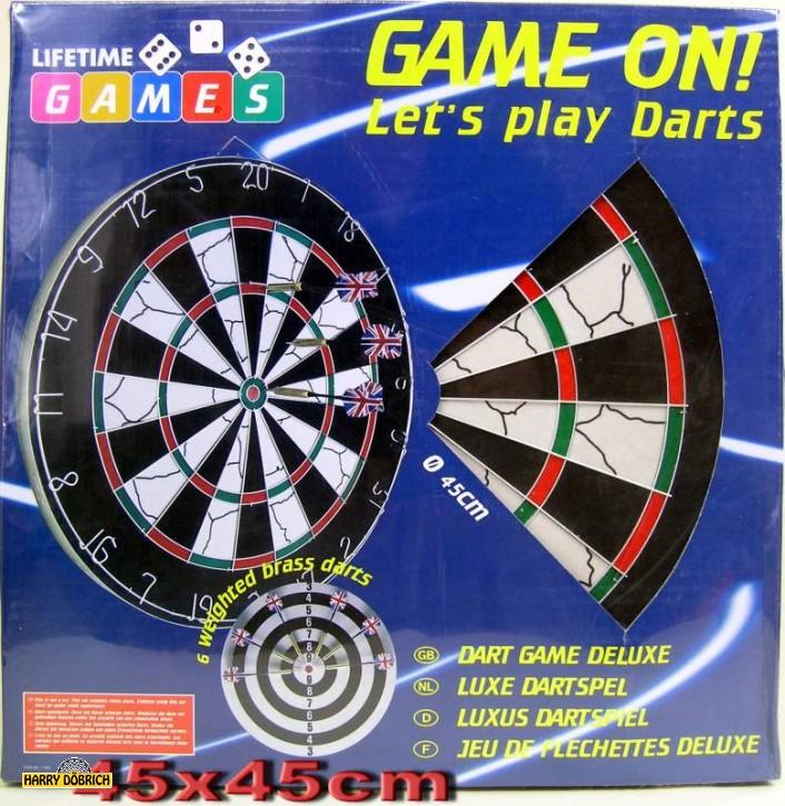 Dartspiel Luxus 45cm